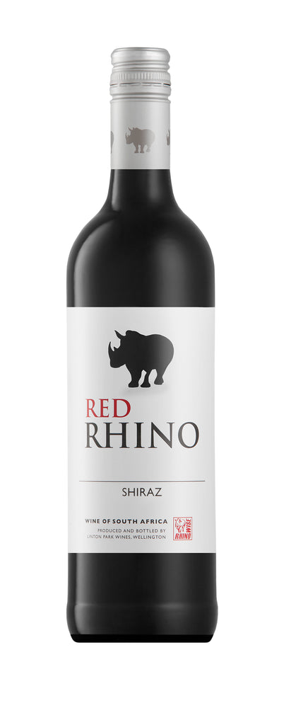 2017 Red Rhino Shiraz, Linton Park, Wellington