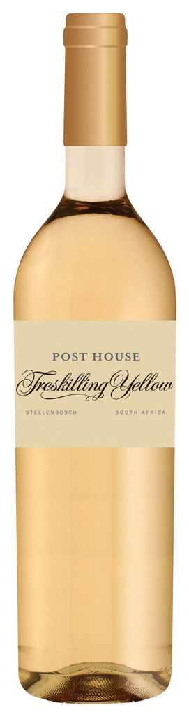 Treskelling Yellow Noble Late Harvest, Post House, Stellenbosch , Wein - Post House, Berts Weinwelten