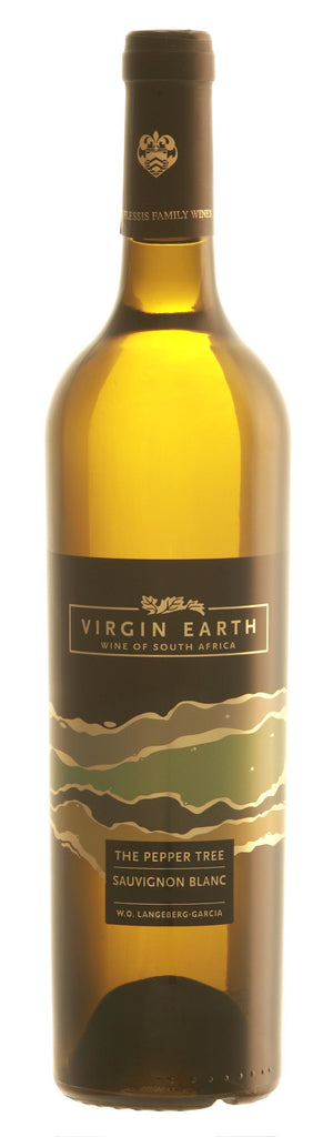 PEPPERTREE Sauvignon Blanc, Virgin Earth, Langenberg-Garcia , Wein - Virgin Earth Estate, Berts Weinwelten
