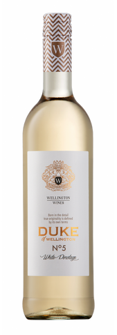2020 Duke of Wellington No5 White Pinotage, Wellington Wines, Wellington