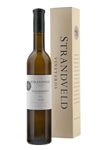 2012 Suikerbekkie Noble Late Harvest, Strandveld Winery, Elim