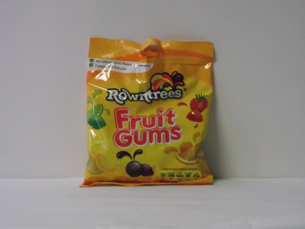 Rowntree's Fruit Gums 150g