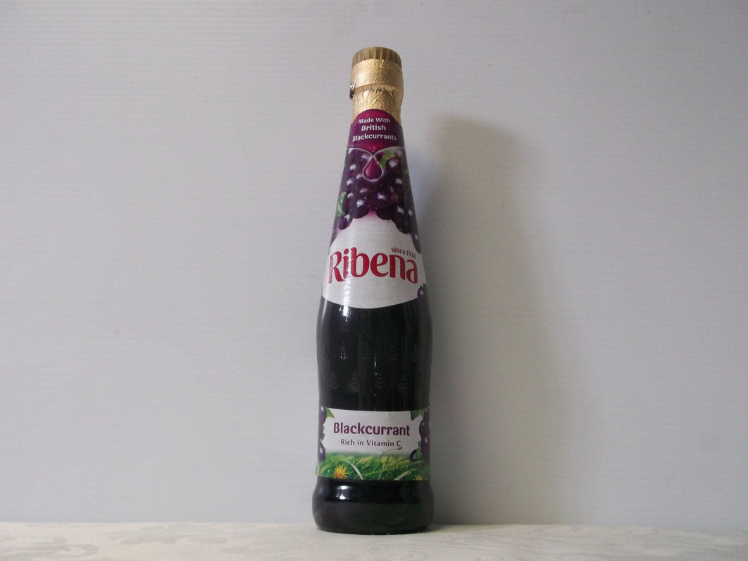 Ribena Blackcurrant Original Concentrate 850ml Beverages- Cold Drink Concentrates & Mixes Paisley's