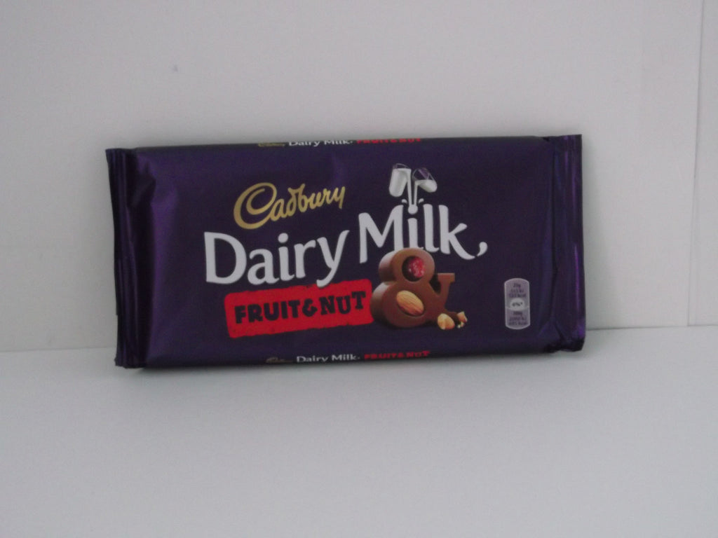 Cadbury Dairy Milk Fruit and Nut 200g