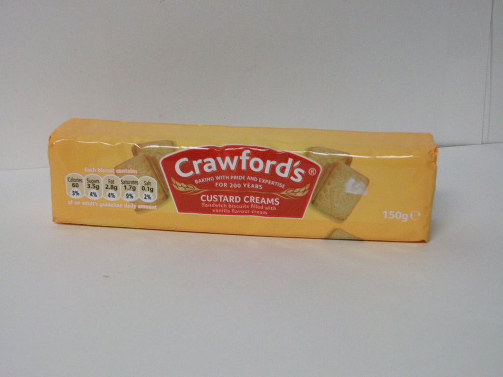 Crawford's Custard Creams 150g