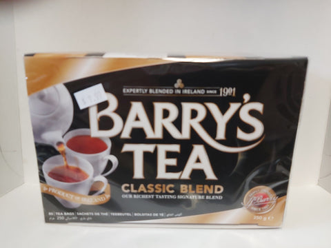 Barry's Classic Blend Tea Bags  80 Bags