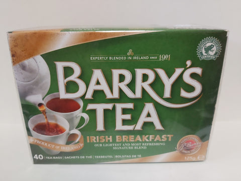 Barry's Irish Breakfast Tea 40 Bags