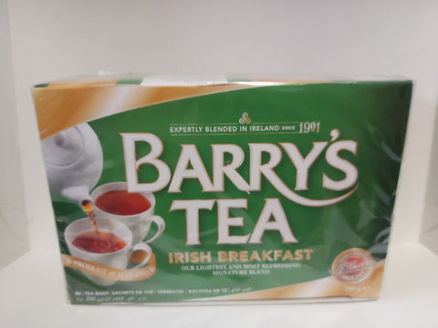 Barry's Irish Breakfast Tea 80 Bags
