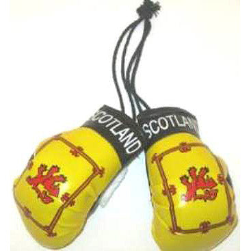 Lion Rampant Mini Boxing Gloves