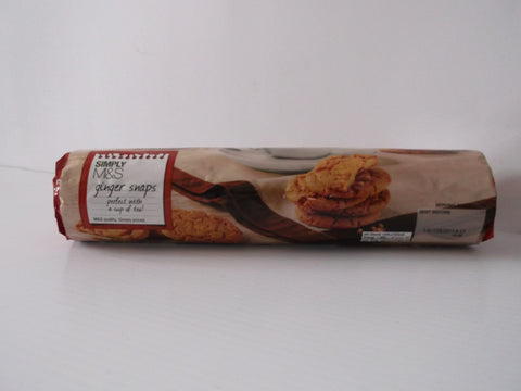 Marks & Spencer Ginger Snaps 250g