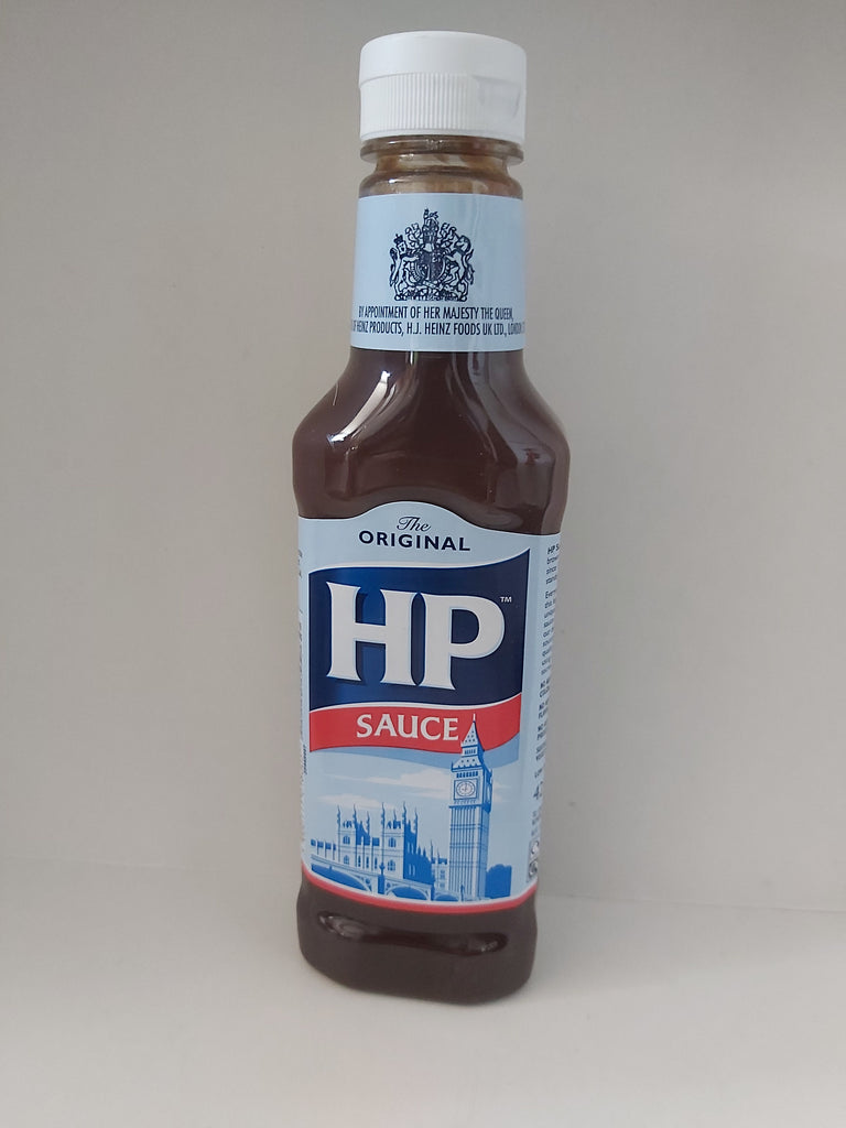 HP Brown Sauce Squeezy 285g