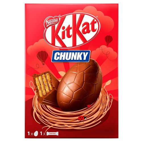 Kit Kat Chunky Medium Egg 129g