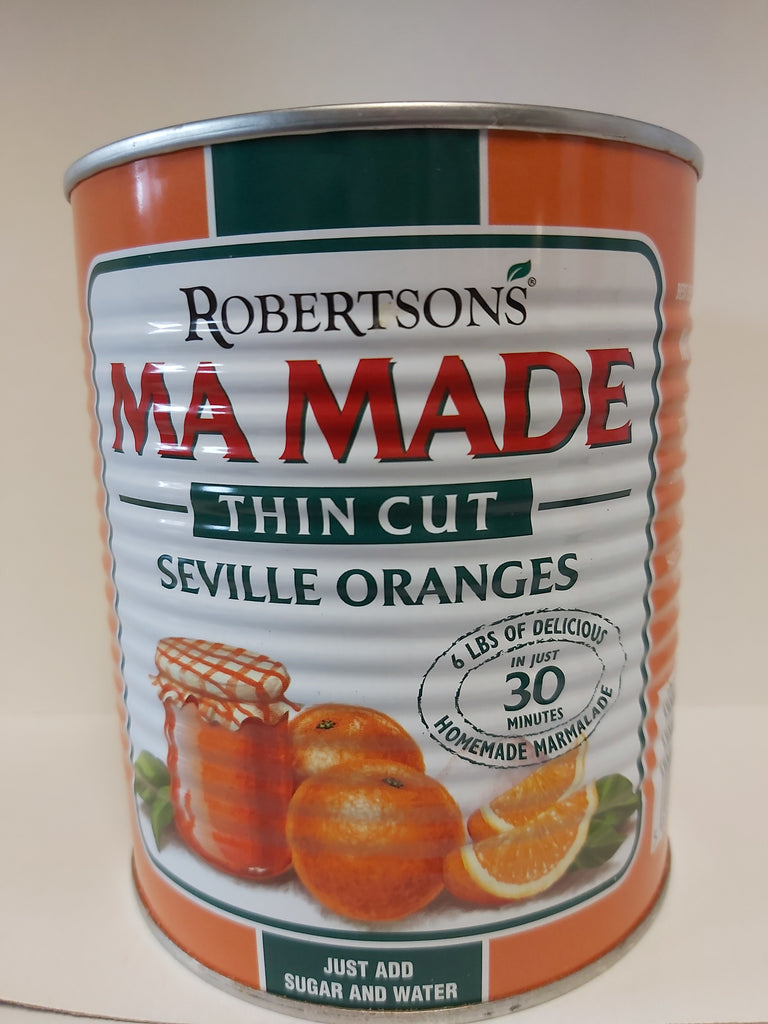 Ma Made Thin Cut Seville Oranges 850 g