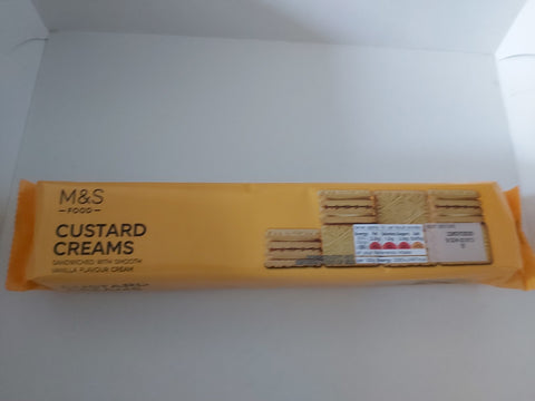 Marks & Spencer Custard Creams 200g