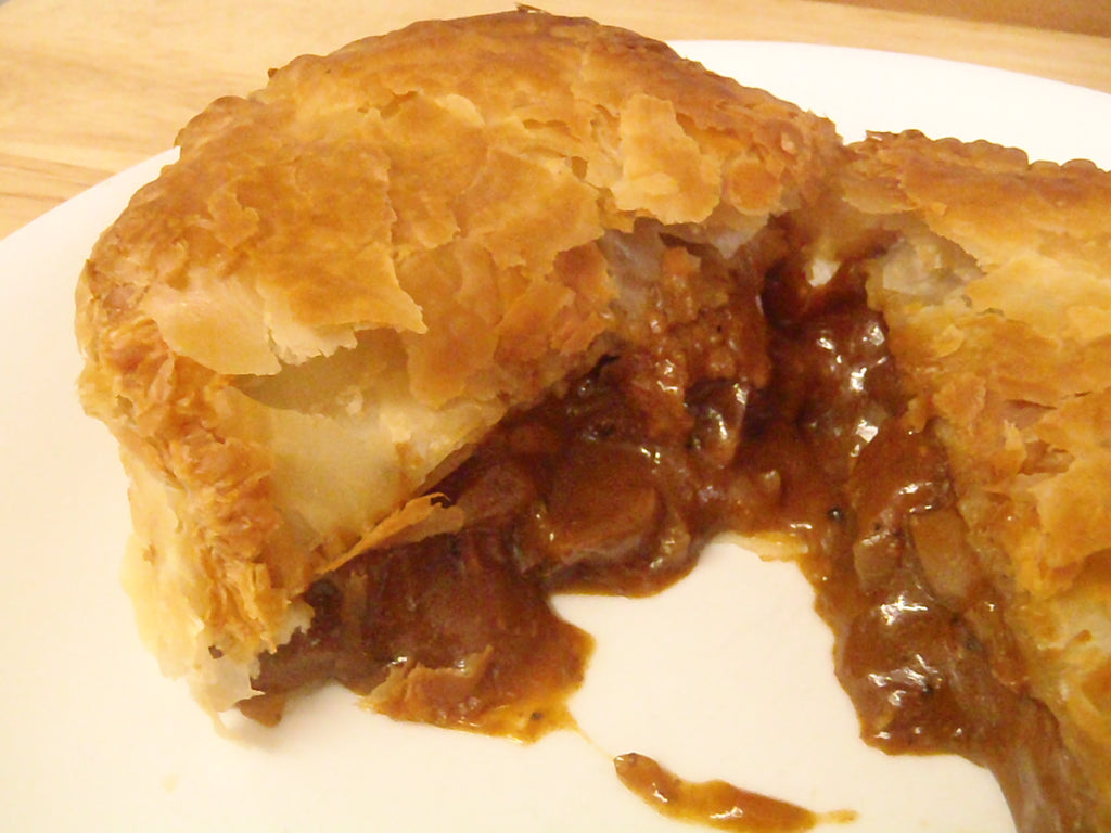 Steak and Kidney Pies 2pk