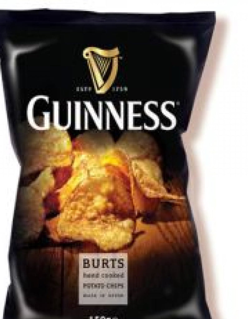 Guinness Thick Cut Crisps 40g