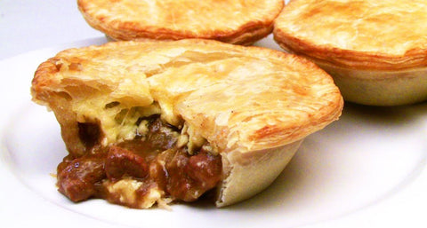 Steak and Gravy Pies 2pk
