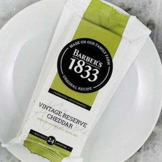 Barber 1833 Vintage Reserve Cheese 190 g