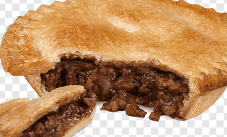 Beef and Onion Pies 2pk