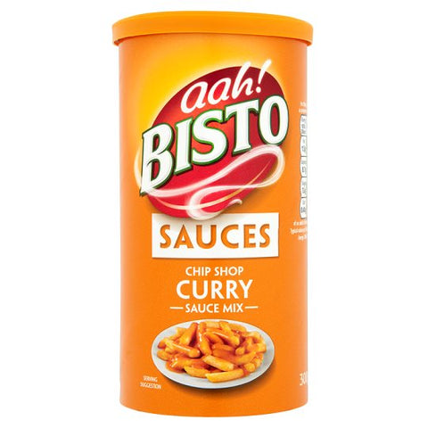 Bistos Chip Shop Curry Sauce 190g