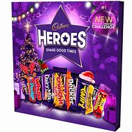 Cadbury Heroes Advent Calendar 230g