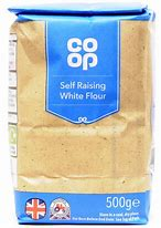 Co-Op Self Raising White Flower500g