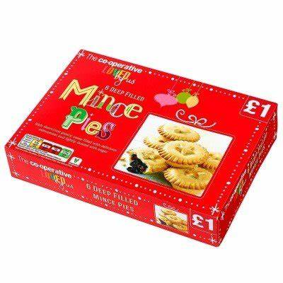 Co-Op Mince Pies 6pk