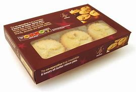 Co-Op Irresistible Luxury Mince Pies 6pk