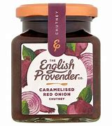 English Provender Caramelised Red Onion 325 g