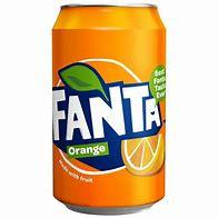 Fanta Orange 330ml Beverages- Carbonated Drinks Paisley's