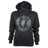GUINNESS – CHARCOAL BLACK PULLOVER HOODIE