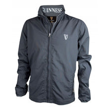 Load image into Gallery viewer, GUINNESS – GREY WIND BREAKER JACKET