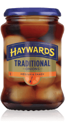 Haywards Traditional Pickled Onions 400g