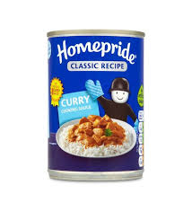 Homepride Classic Curry Cook-in-Sauce  400g