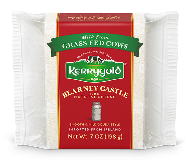 Kerrygold Irish Blarney Castle Cheese 200 g