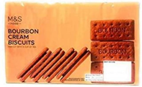 Marks & Spencer Bourbon Cream Biscuits 400g