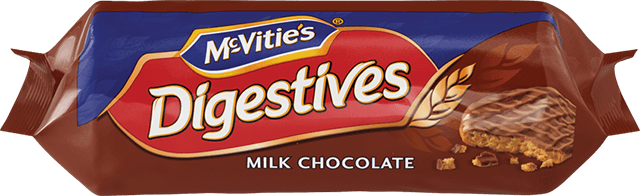 McVities Milk Chocolate Digestive 266g