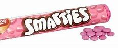 Nestle's Pink Smarties Giant Tube 130g