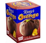 Terry's Chocolate Orange Dark Chocolate 157g