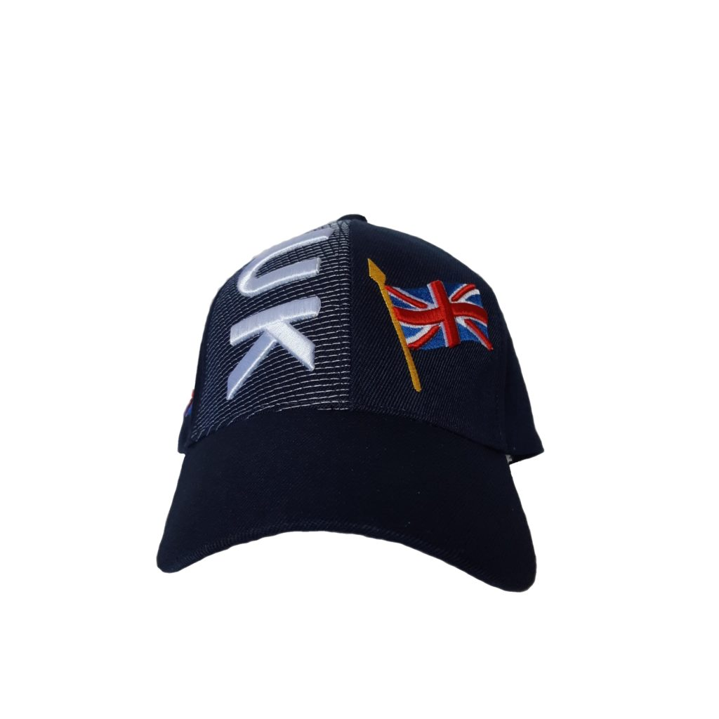 Union Jack Ball Cap