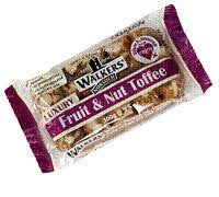 Walkers' Andy Pack Fruit And Nut 100g