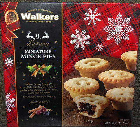 Walker's Mini Mince Pies 6pk 225g