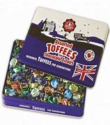 Walker's Nonsuch Assorted Toffee and Chocolate Eclairs Tin 700g