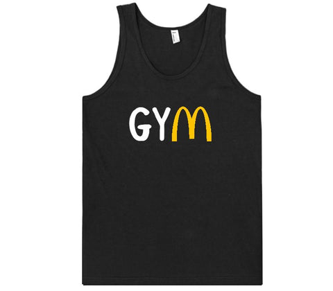GYM tank top shirt - Shirtoopia