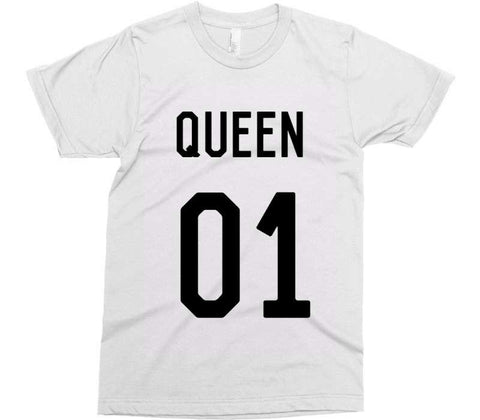 QUEEN 01 t-shirt - Shirtoopia