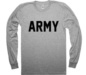 ARMY t-shirt - Shirtoopia