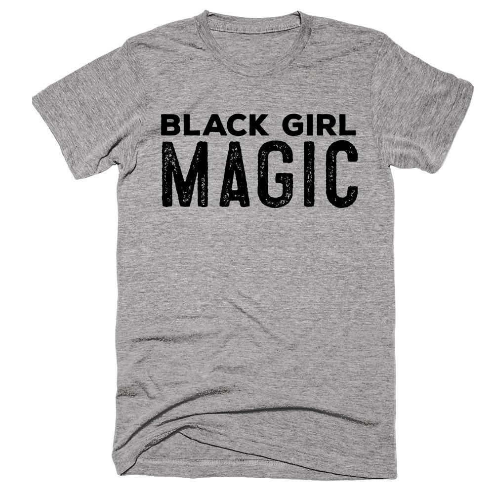 Black Girl Magic T-shirt - Shirtoopia