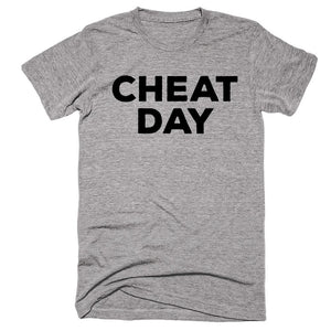 Cheat Day T-shirt - Shirtoopia