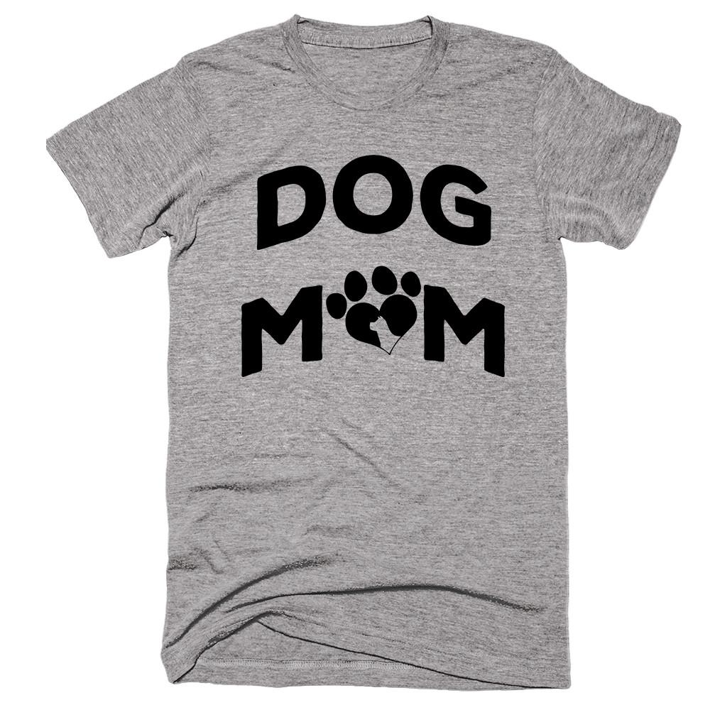 Dog Mom T-shirt - Shirtoopia