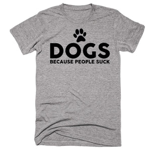 Dogs People T-shirt - Shirtoopia